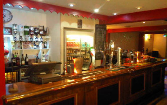 Brewery Tap Bar
